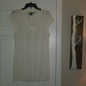 Anthropologie * Versatile Top